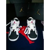 Nike Jordan Retro 6 Low Originales De Dama Talla 38