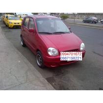 Hyundai Atos Motor 1.0 Año 2002 Color Vino 5 Puertas Quito