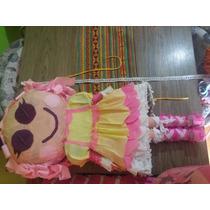 Piñata Lalaloopsy Reutilizable Decoración Cumpleaños
