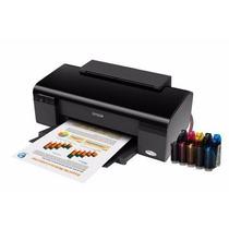 Impresora Epson Workforce 30 Sistema Continuo De Tinta
