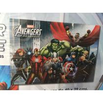 Rompecabezas Marvel Avengers De 100 Piezas