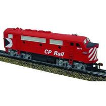 Locomotora F2a Diesel Canadian Pacific.