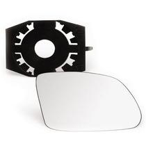 Lente Espelho C/ Base Retrovisor Polo 2007 2008 2009 2010
