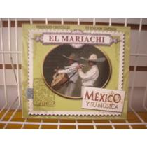 El Mariachi México Y Su Música - Varios 3 Cd Muy Buen Estado