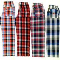 Pantalones Escoceses Mi Vieja Mula. Tipo Elepants