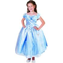 Fantasia Infantil Cinderela Luxo Rubies