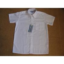 Camisa Blanca Colegial Uniformes Escolares