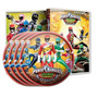 Dvds Power Rangers Dino Charge