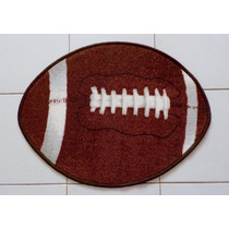 Balón Fútbol Americano Nfl Tocho Tapete Deportes Regalo