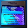 Error Inicializacion Blackberry 9790 Y 9380