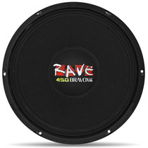 Woofer Bravox 12 Polegadas 450 Rms Rave Melhor Eros Jbl