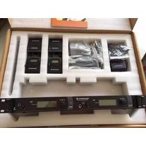 Sistema De Retorno In Ear Sennheiser Sr2050 Quadruplo