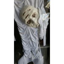 Halloween,disfraz Momia Para Chicos!con Mascara!