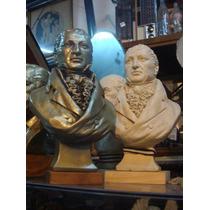 Busto Escultura Procer Manuel Belgrano, Argentina, Argentino