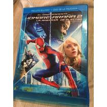 Amazing Spider-man 2 Br/dvd Sorprendente Hombre-araña 2