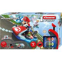 Mario Kart 8 Pista Carrera First