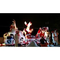 Trineo Navideño Santa Claus
