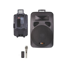 Bocina Con Bluetooth Con Microfono Quantum Fx