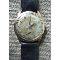 Reloj Antiguo Aguila De Pulsera Hombre Enchapado Funcionando