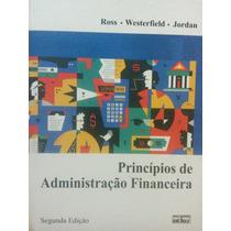 Princípios De Administração Financeira - Ross E Outros