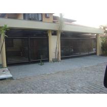 Portão Alumínio Garagem Deslizante, Basculante E Pivotante