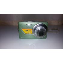 Câmera Digital Kodak M340 10m Pixels E Cartão 4gb !!
