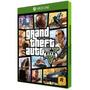 Gta 5 V Xbox One Mídia Fisica Original Português Lacrado Dvd