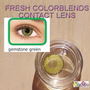 Olhos Cosplay - Lens Verde Gemstone - Pronta Entrega