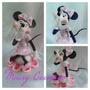Adornos Tortas Masa Flexible Mickey Mouse, Sus Amigos Hadas