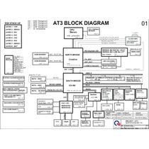 Diagrama Esquematico Tarjeta Madre Laptop Motherboard Bloque