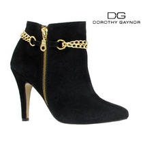 Zapato Dama Mujer Botin Moda Dorothy Gaynor F- T
