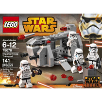 Lego Star Wars Imperial Troop Transport!! Oferta!!
