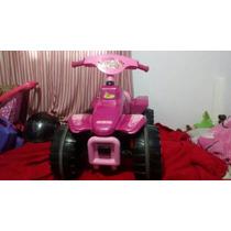 Cuatri De Barbie A Pedal