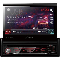 Auto Rádio Cd/dvd/usb/am/fm/bluetooth Avh-4880dvd Preto Pio