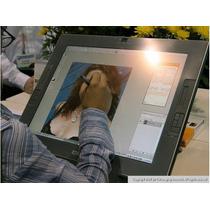 Cintiq 21ux Tablet Grafica Wacom Completa Pouco Uso. Enorme
