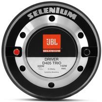 Super Driver Selenium Jbl D405 Trio 150w Rms 8 Ohms Fenólico