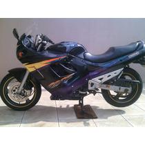 Moto Suzuki Gsx 750f Original Em Ótimo Estado