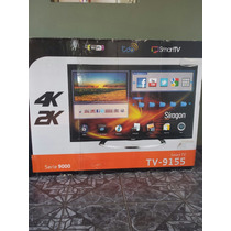 Smart Tv Siragon 55 Pulgadas 4k
