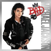 Michael Jackson Bad - 25 Aniversario (imagen Vinilo)