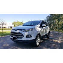 Ford Ecosport Titanium 2.0 Nueva Excelente Estado 2013