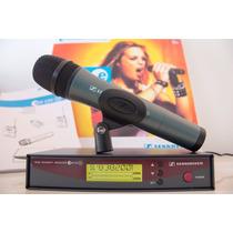 Microfone Sem Fio Sennheiser Ew135 G2 Novo Melhor Que Shure
