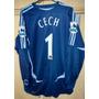 Camisa Chelsea De Goleiro 2006/2007 Cech Arsenal Inglaterra