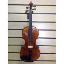 Violino Cantelli 4/4 Can-vo-14 Completo Com Estojo