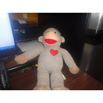 Peluche Grande Monkey Sock