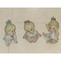 Muñequitas Bebes Porcelana Japonesa