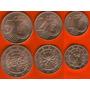 Lote De 3 Monedas De Austria 1-2-5 Euro Cents 2011