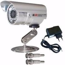 Kit 4 Câmeras De Segurança Interna E Externa Infravermelho