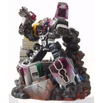 Dekaranger Ranger Strike Solid Bandai Deka Robo Boneco