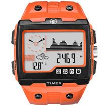 Relógio Timex Masculino Expedition Ws4 T49761su/ti Laranja T