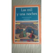 Libro Las Mil Y Una Noches / Anonimo